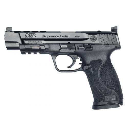 "Smith & Wesson M&P M2.0 PC 9mm 17rd 5"" PT - 11833"