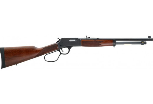 """Henry Repeating Arms Big Boy Steel Carbine .44 Mag 16.5"""" Large Loop - H012R"""