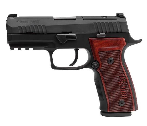 "Sig Sauer P320AXG Classic 9mm 3.9"" X-Ray 3 17rd 320AXGCA-9-CW-CL-R2"