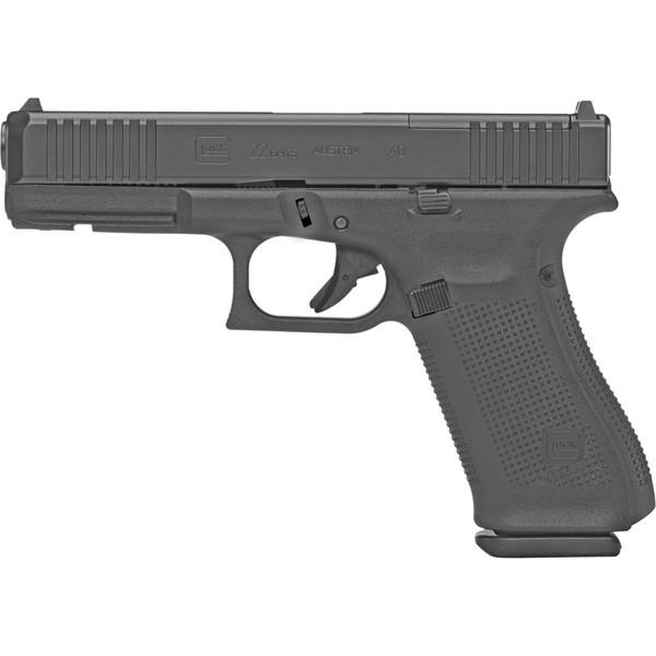 """Glock 22 Gen5 MOS 40s&w 4.49"""" FS 3 10rd PA225S201MOS"""