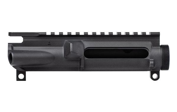 """Aero Precision AR15 Stripped Upper Receiver with """"A"""" Aero Logo Anodized Black APAR501606C"""