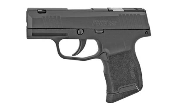 Sig Sauer P365 SAS 9mm Black - 365-9-SAS-C