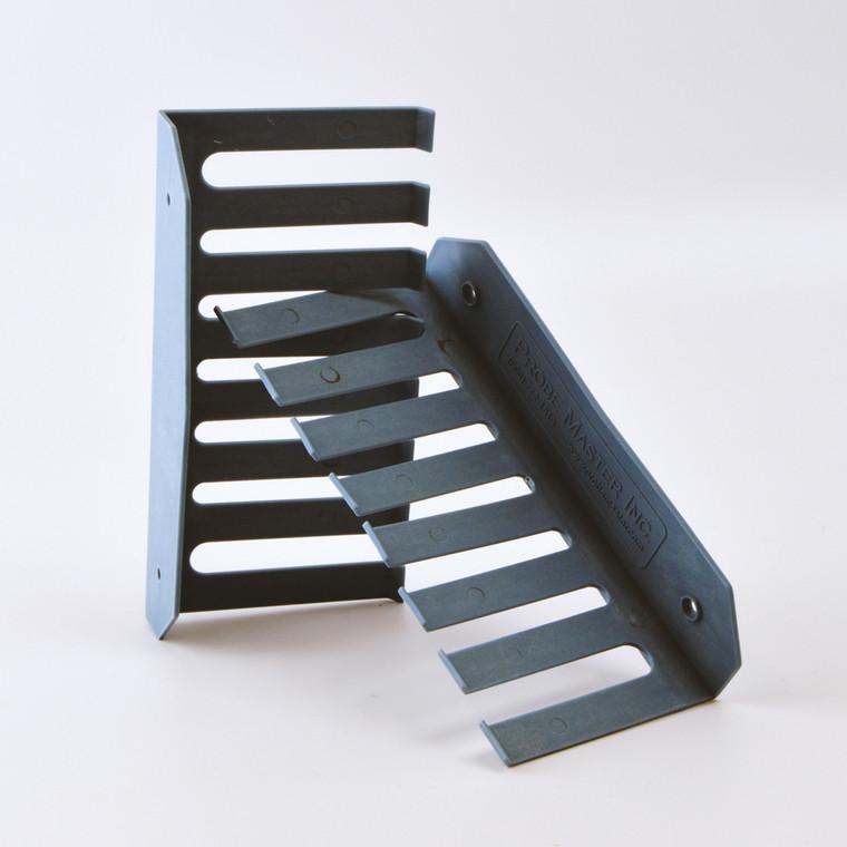 Multi-use storage shelves