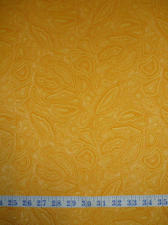 True Colours Mineral Amber Tula Pink Cotton Quilting Fabric