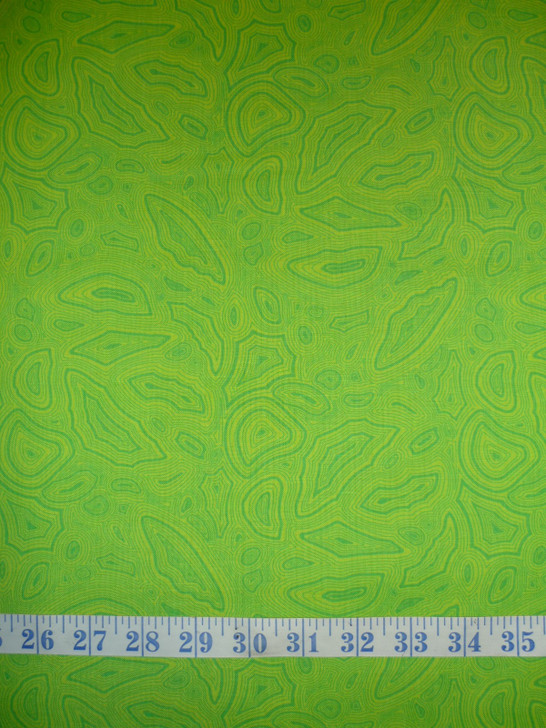 True Colours Mineral Peridot Tula Pink Cotton Quilting Fabric