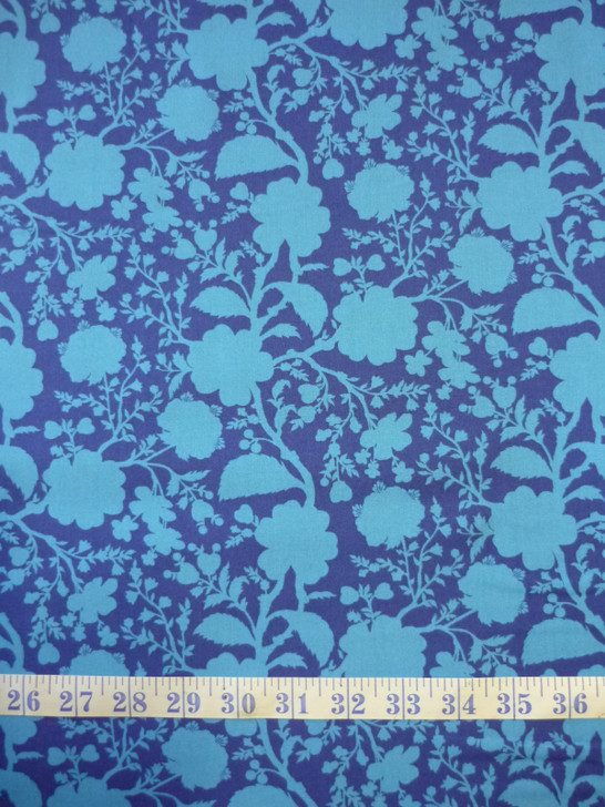 True Colours Wildflower Anemone Tula Pink Cotton Quilting Fabric
