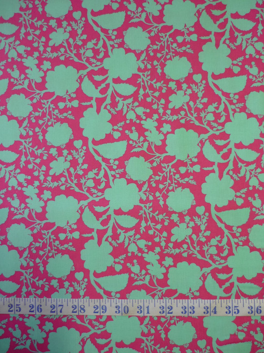 True Colours Wildflower Azalea Tula Pink Cotton Quilting Fabric
