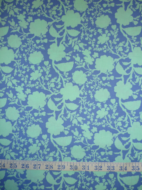 True Colours Wildflower Delphinium Tula Pink Cotton Quilting Fabric