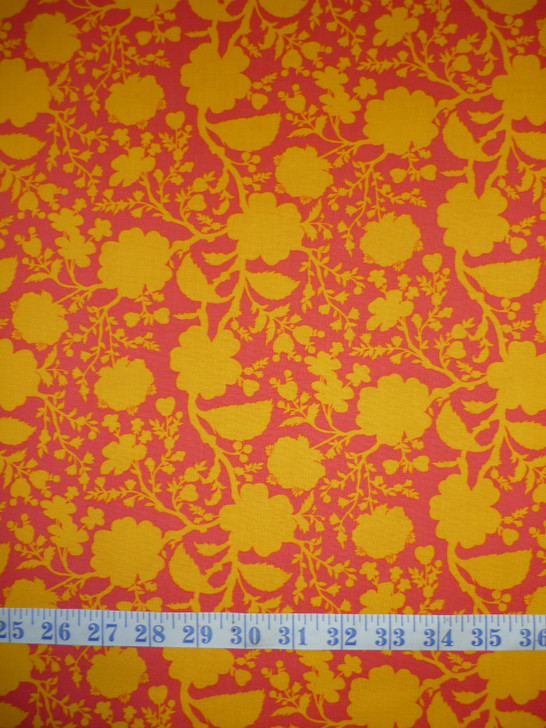True Colours Wildflower Snapdragon Tula Pink Cotton Quilting Fabric