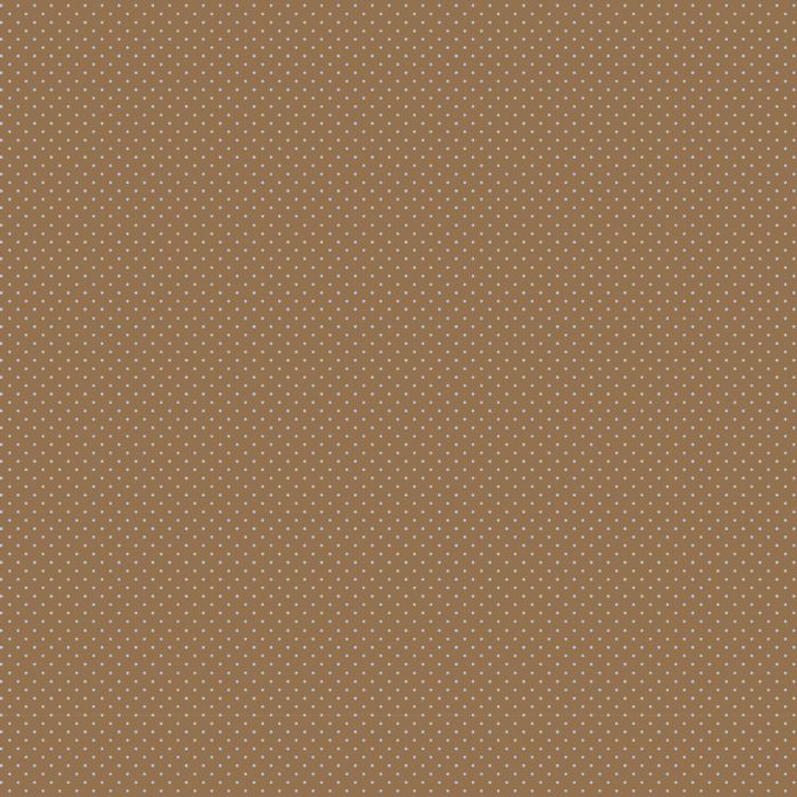Anywhere is Paradise Aqua Dots Brown Background DV3990 Cotton Quilting Fabric
