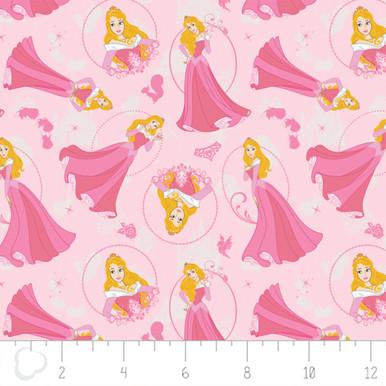 Cartoon Fabric Camelot Sleeping Beauty Aurora Beauty Sleep Navy Blue 100/% cotton Fabric by the yard CA988KK Disney Princess Fabric