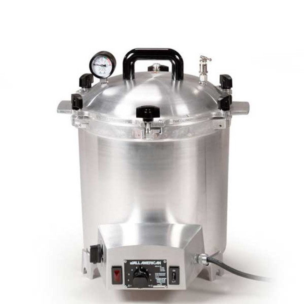 Add a Product - Small 25 Quart Benchtop Autoclave Sterilizer