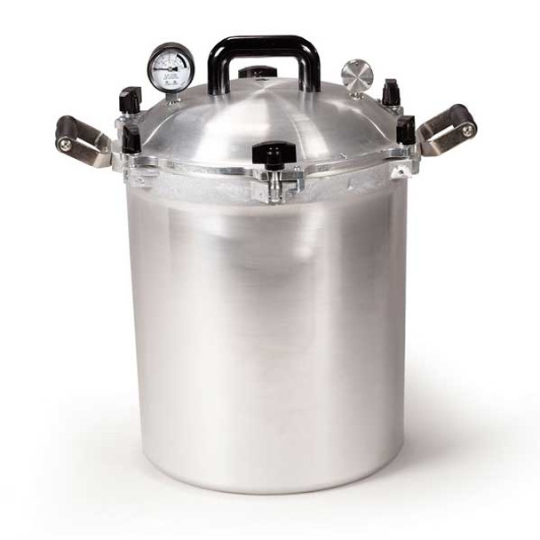 All American 941 41 Quart Pressure Canner OpcAA941