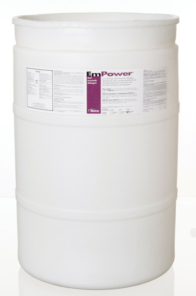 Metrex EmPower 10-4130 Dual Enzymatic Detergent - 30 Gallon