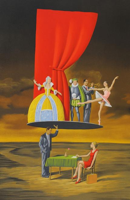 Predictable Assumption by Rafal Olbinski