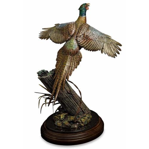Autumn Rising Original Bronze Sculpture by Frank Divita