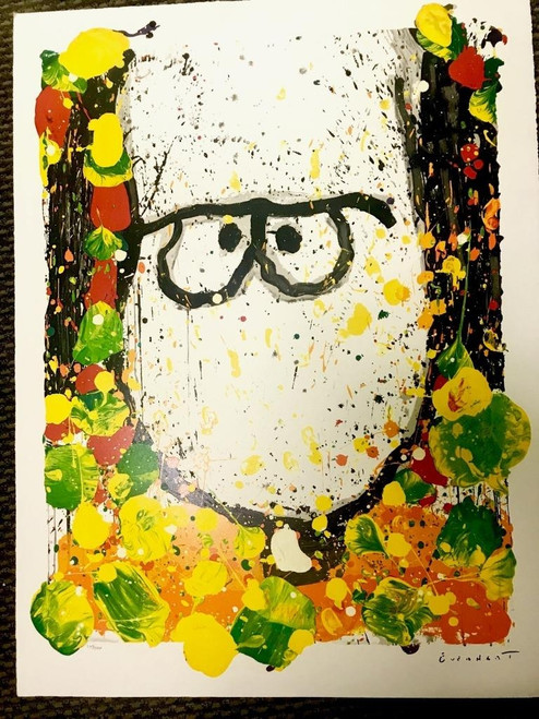 Squeeze the Day Monday 2001 by Tom Everhart