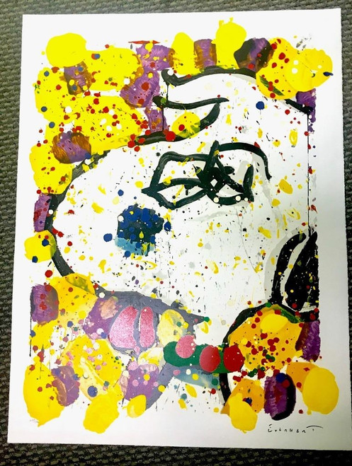 Squeeze the Day Wednesday 2001 by Tom Everhart