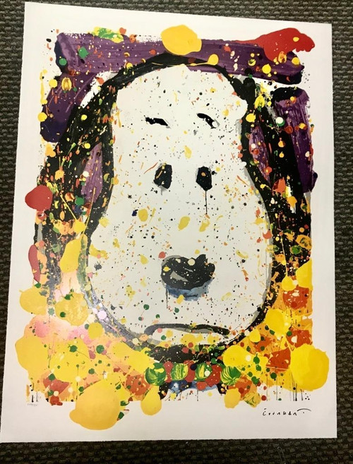 Squeeze the Day Thursday 2001 by Tom Everhart