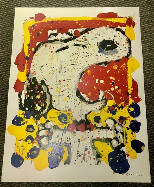 Squeeze the Day Friday 2001 by Tom Everhart