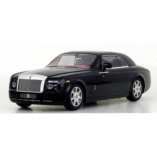 Rolls Royce Phantom 2009 Coupe Diamond Black 1:8 Model