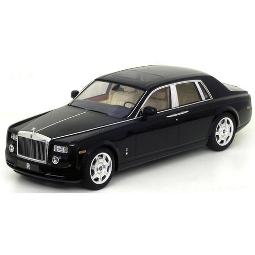 Rolls Royce Phantom 2010 Sedan Diamond Black 1:8 Scale Model