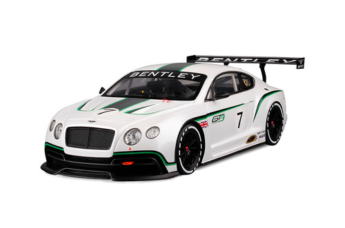 Bentley Continental GT3 2013 Goodwood Festival of Speed 1:18 Model by TSM