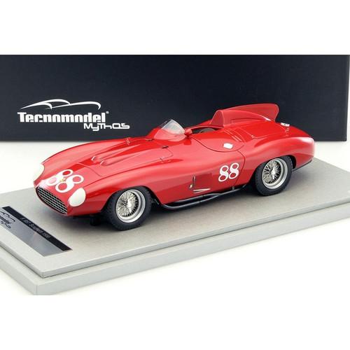 Ferrari F857 Scaglietti Nassau Trophy 1956 No 88 Richie Ginther 1:18 Scale Model by Tecnomodel