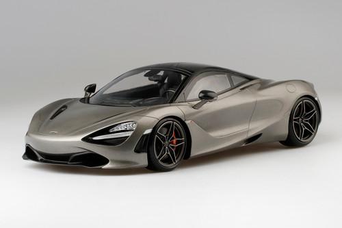 McLaren 720S Blade Silver 1:12 Scale Model by TSM