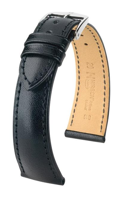 Hirsch Siena Italian Calfskin Leather Watch Strap