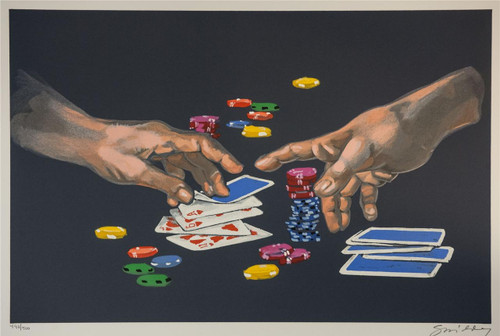 First Gamble by Waldermar Swierzy
