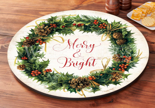 Marjolein Bastin Merry and Bright Lazy Susan Turntable