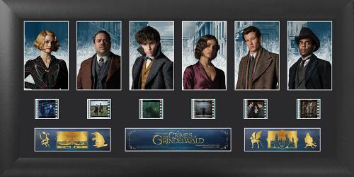 Fantastic Beasts The Crimes of Grindelwald Framed Film Cell Display
