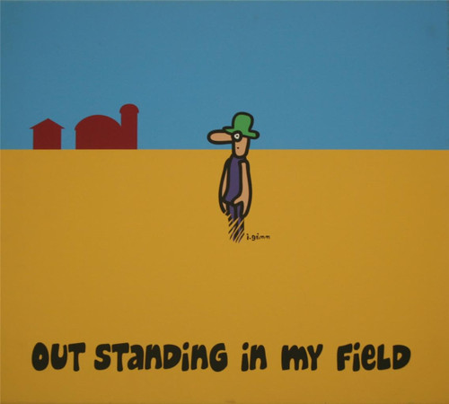 Out Standing in My Field by Ileana Grimm