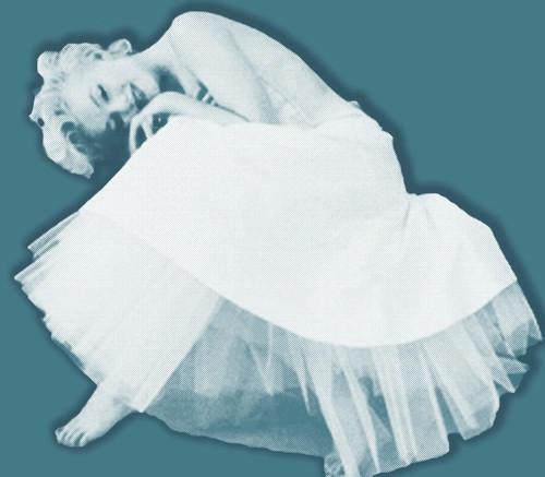 Marilyn Monroe Ballerina Limited Edition Giclee