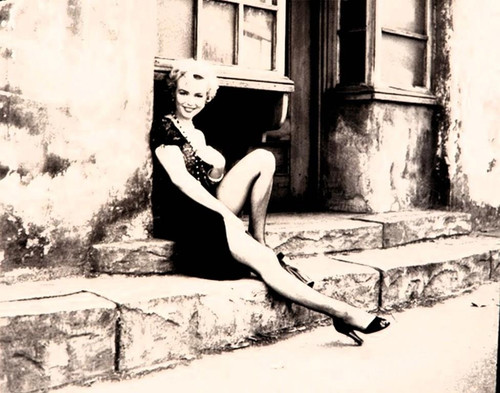 Marilyn Monroe At the Window Limited Edition Giclee