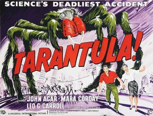 Tarantula 1955 Movie Poster Lithograph