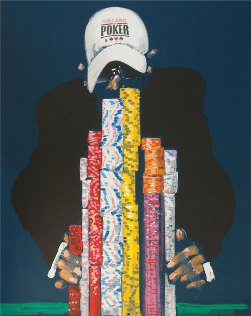 Full House: World Series of Poker by Waldemar Swierzy