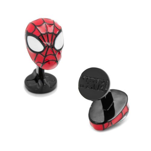 3D Spider-Man Cufflinks