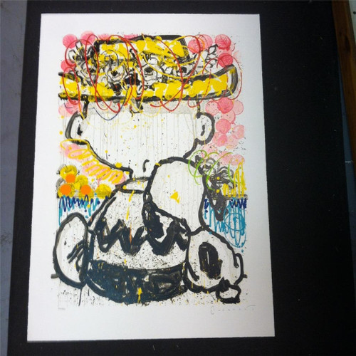 Mon Ami by Tom Everhart