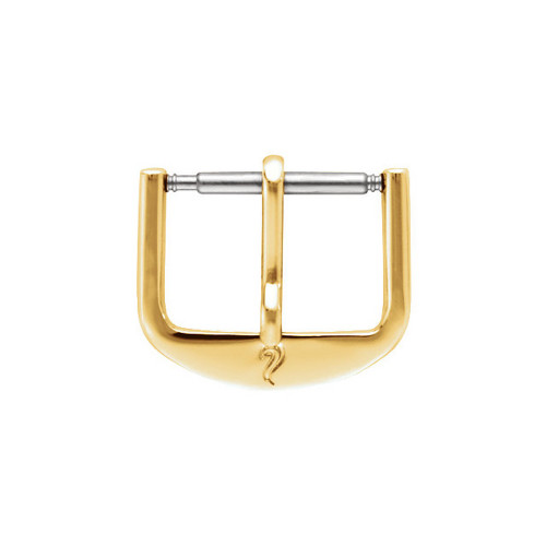 Plain Watch Buckle in 14K Gold or 18K Gold