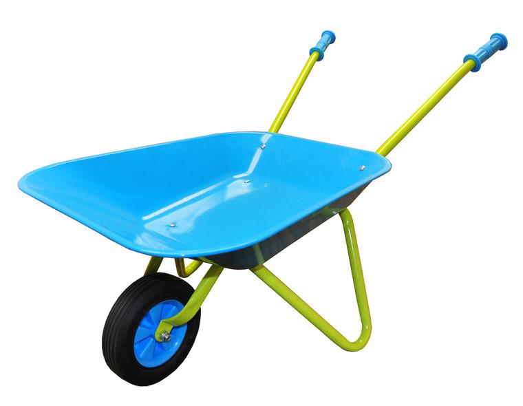 JustForKids 10041 Kids Wheel Barrel made of real metal kids size