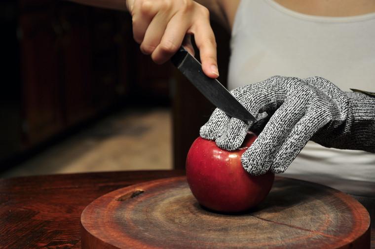 CUTShield 57100 Cut Resistant Kitchen Gloves, Sold by each- 1 Pair