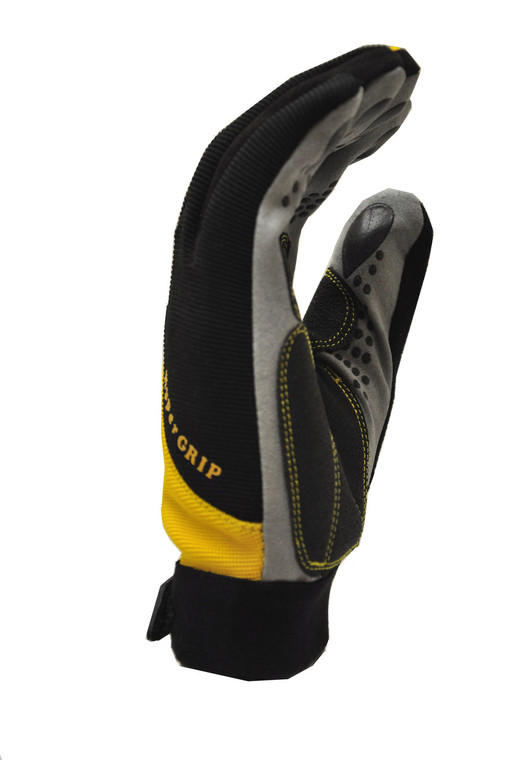 1089 Non-Slip Mechanics Work Gloves, Sold by each- 1 Pair