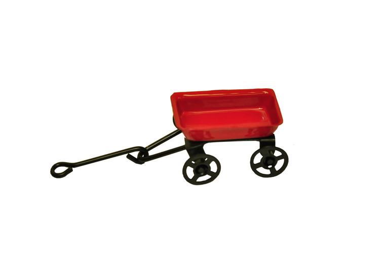 MiniGardenn 10023 Fairy Garden Miniature Little Wagon, Sold by each-  1 Piece