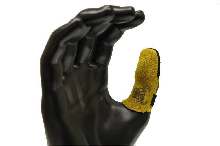 8126 Cowhide Leather Thumb Guard, Thumb Protection, sold by 1 piece