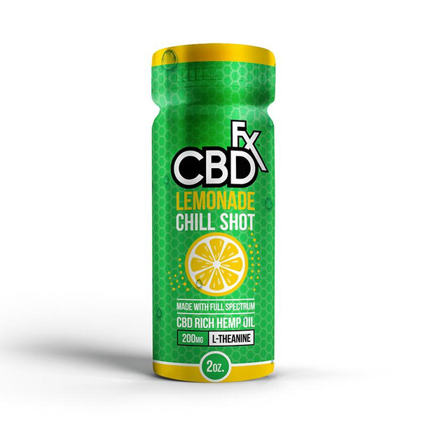 CBD Drink – Lemonade CBD Chill Shot by CBDfx