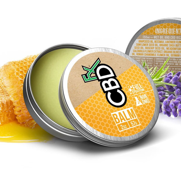 CBD Balm – 150mg by CBDfx