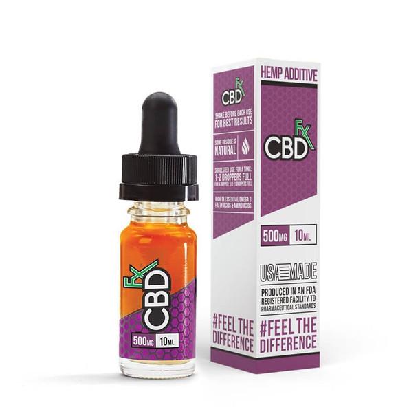 CBD Oil Vape Additive 500mg by CBDfx