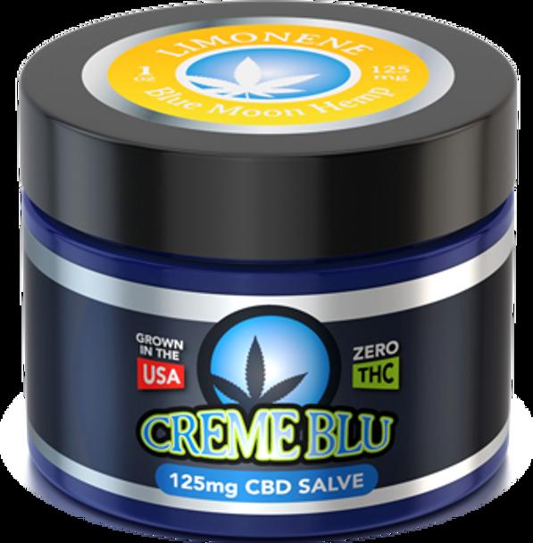 CBD Salve 1oz Limonene by Blue Moon Hemp